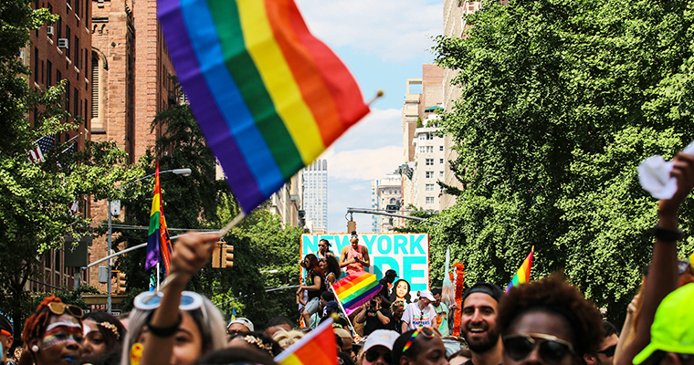 Nueva York gay friendly